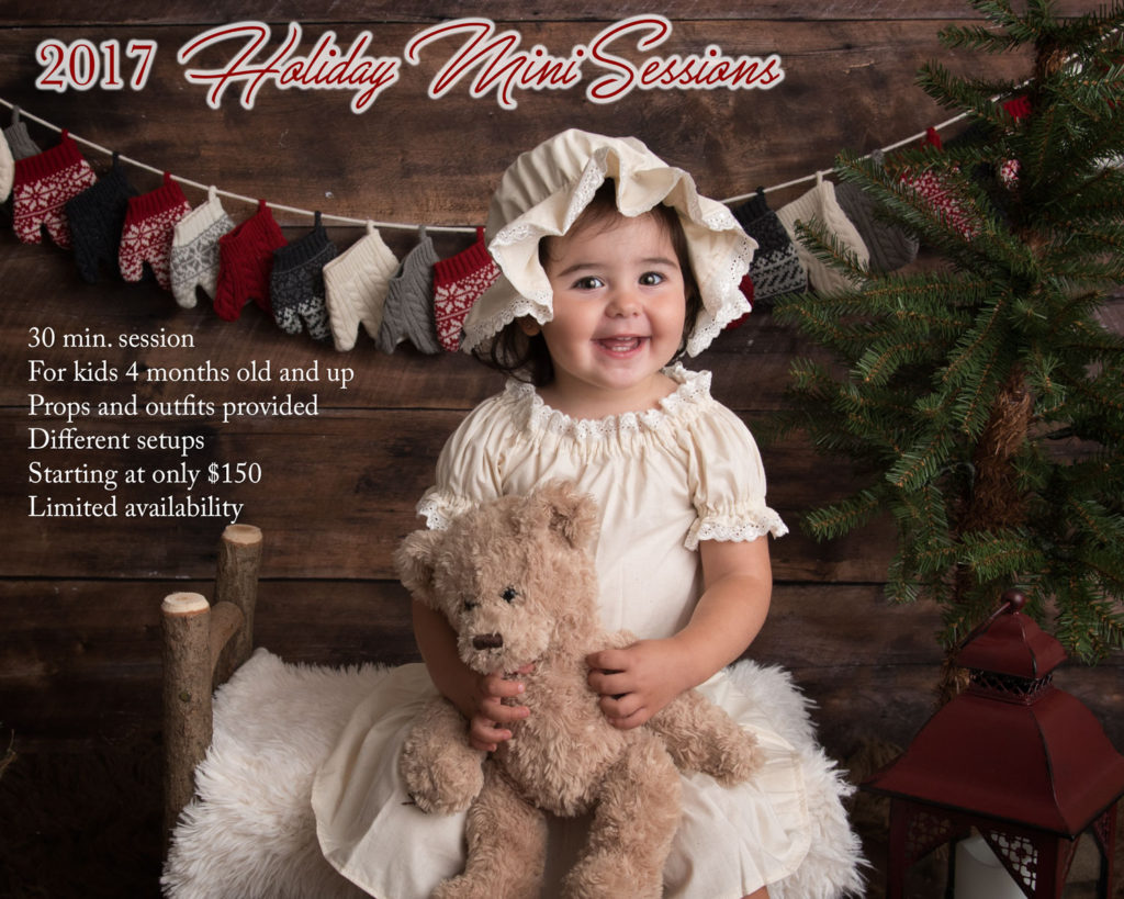 2017 Holiday Mini Sessions