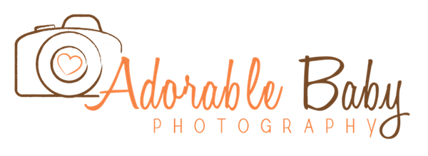 Adorable Baby Photography logo