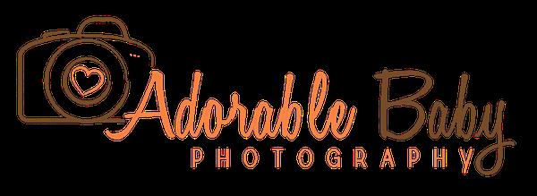 Adorable Baby Photography logo